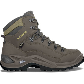 Lowa Renegade GTX Mid Shoes Men slate
